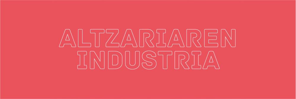 Altzariaren industria topaketa